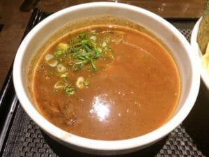つけ麺スープの画像
