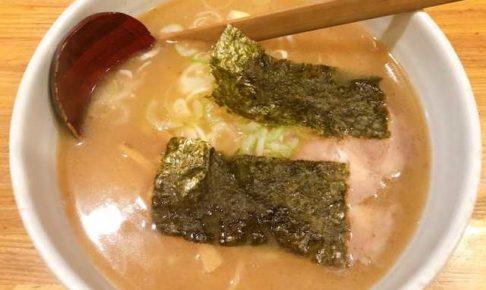 濃厚醤油ラーメンの画像