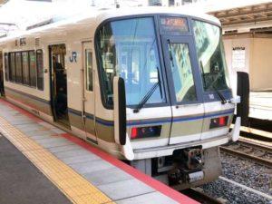 奈良線の画像