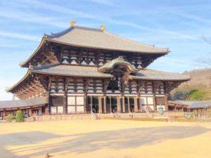 東大寺大仏殿の画像