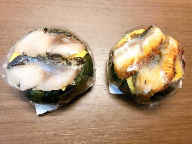 わさび葉寿司の画像