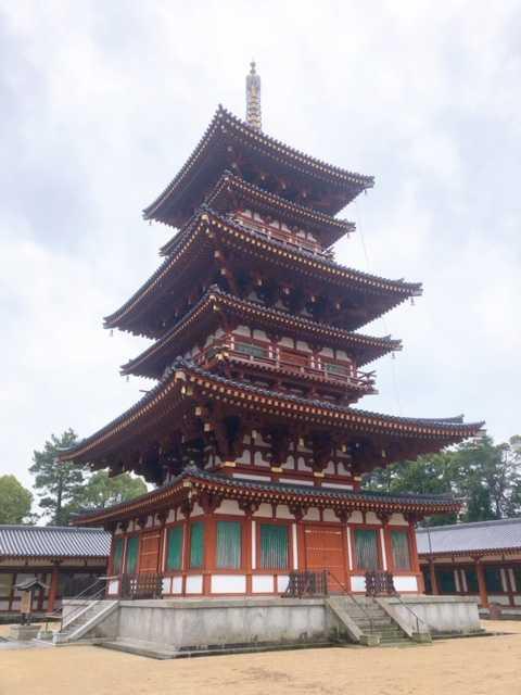 西塔の画像