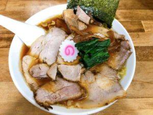 しょうゆチャーシュー麺の画像