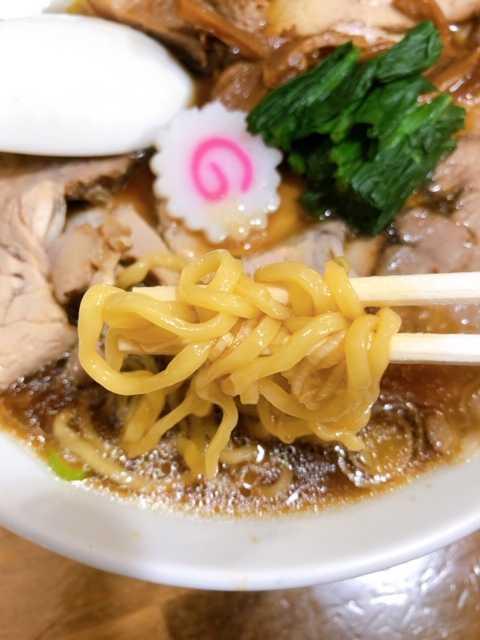 <麺の画像>