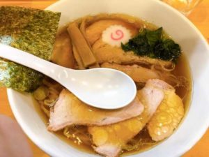 焼豚麺の画像
