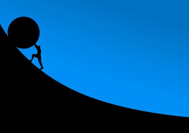 努力の画像