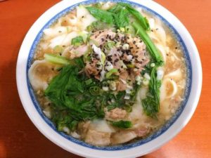 刀削ラー麺の画像