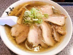 チャーシュー麺の画像